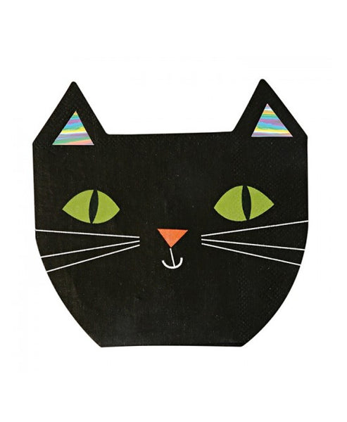 Meri Meri Cat Napkin Set