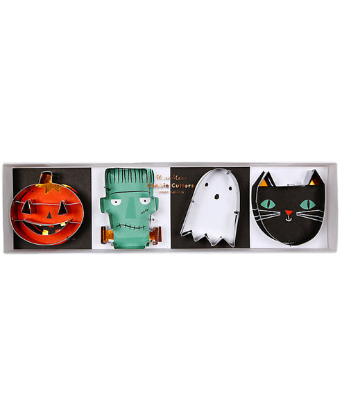 Meri Meri Halloween Cookie Cutters Set