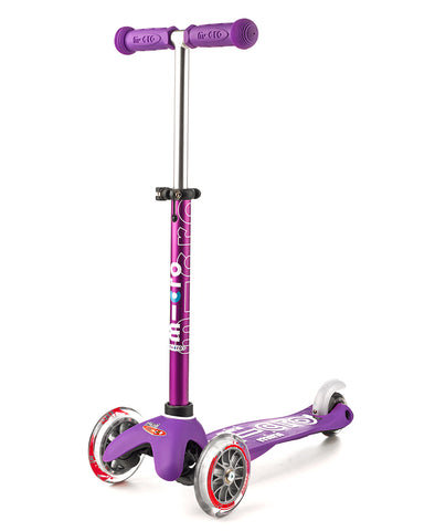 Micro Scooter Mini Deluxe Purple