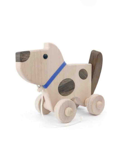 Bajo Wooden Dog Miga