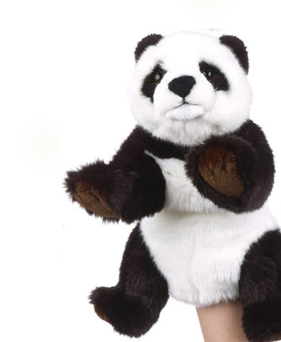 National Geographic Hand Puppet Black and White Panda
