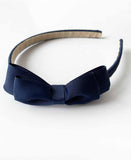 Pretty Wild Madeline Headband Navy