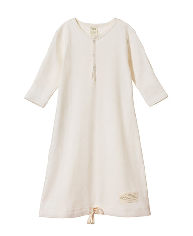 Nature Baby Cotton Gown
