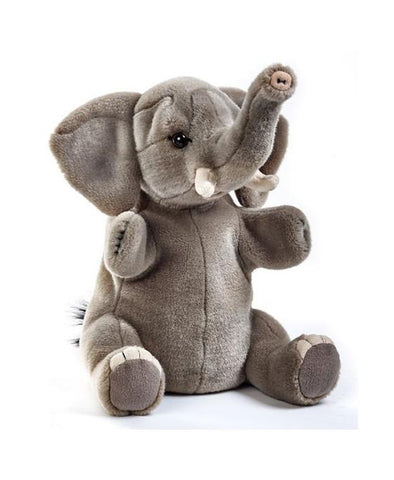 National Geographic Hand Puppet Elephant