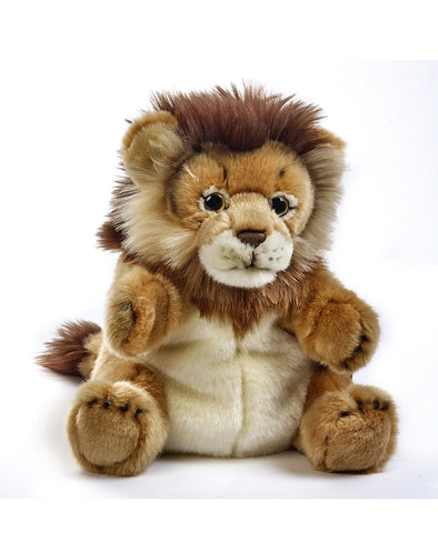National Geographic Hand Puppet Lion