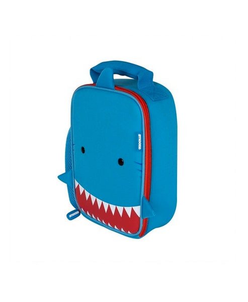 Nohoo Neoprene Lunch Bag Shark