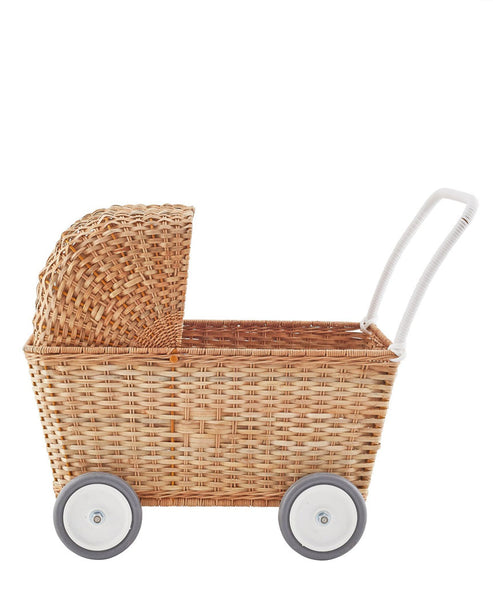 Olli Ella Strolley Pram Natural
