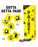 Pairzi Matching and Dice Game