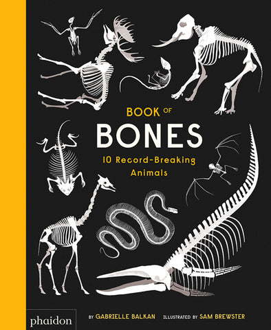 Phaidon Press: Book of Bones