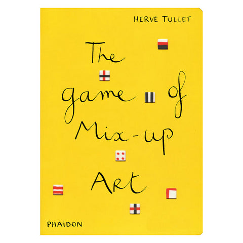 Phaidon Press: Let's Play Games Series - The Game Of Mix Up Art