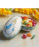 Peter Rabbit Egg Shape Tin