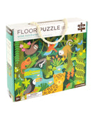 Petit Collage Floor Puzzle - Wild Rainforest