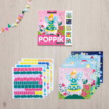 Poppik Stickers Travel Magic