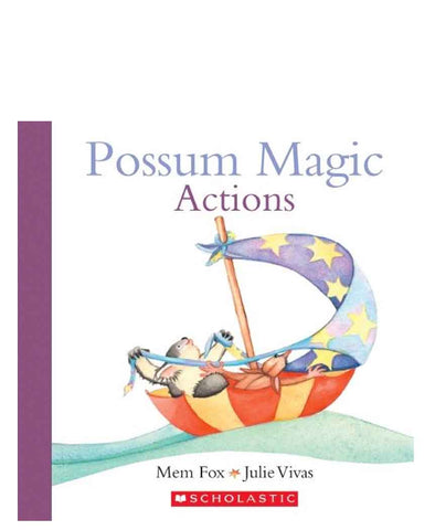 Possum Magic Actions
