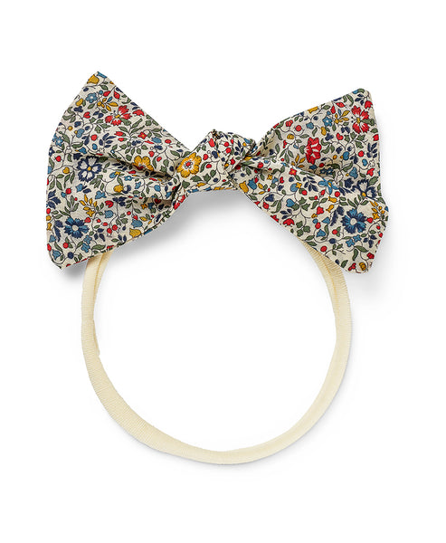 Pretty Wild Lucille Bow Elastic Headband Katie and Millie
