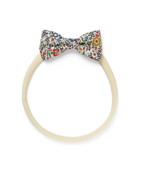 Pretty Wild Minnie Baby Bow Elastic Headband Katie & Millie
