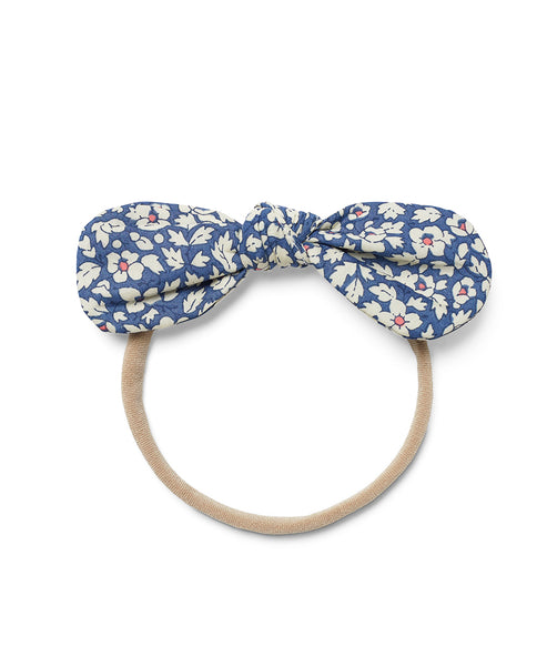 Pretty Wild Anna Bow Elastic Headband Feather Fields