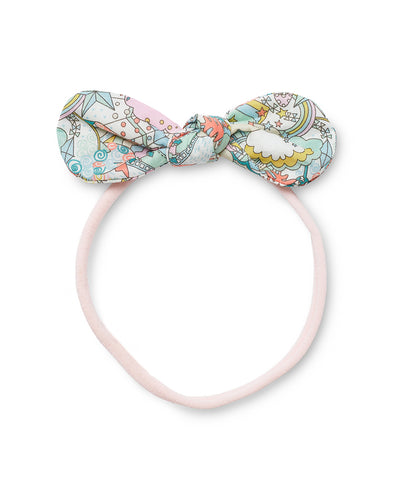 Pretty Wild Anna Bow Elastic Headband Land of Dreams
