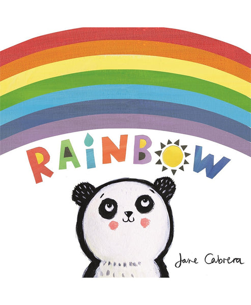 Rainbow A Book of Colours