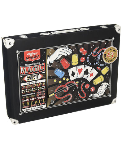 Ridley's Magic Set Suitcase