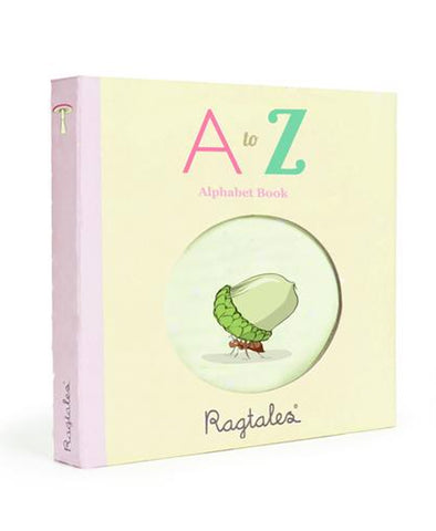 Ragtales ABC Fabric Book