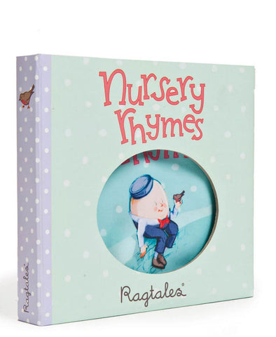 Ragtales Nursery Rhymes Fabric Book