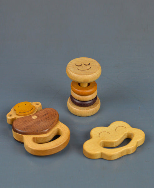 Soopsori Monkey / Rattle/Teether Box Set