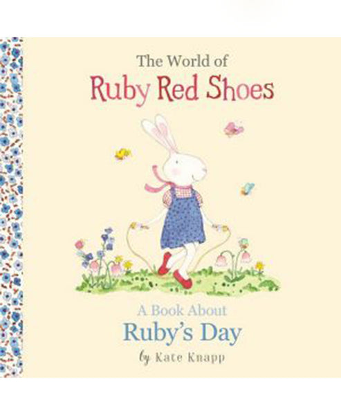 Ruby Red Shoes Day Book