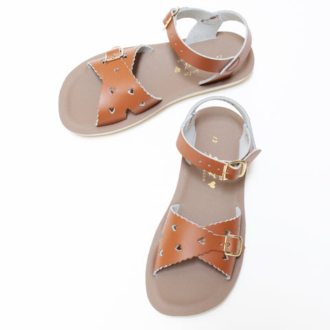 Salt Water Sun-San Sweetheart Sandal - Tan
