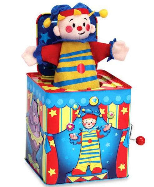 Schylling Circus Jack in the Box