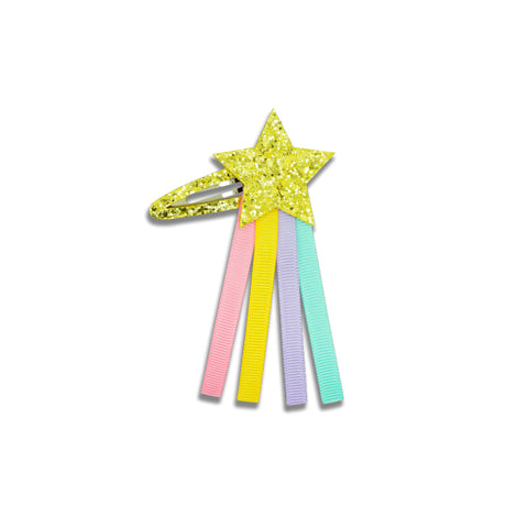Minista Rising Star Hair Clip - Gold
