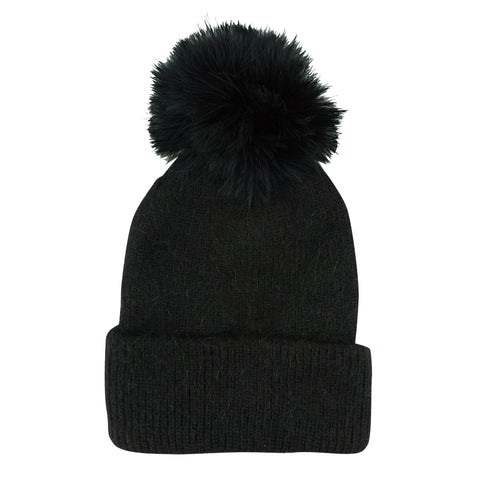 Milk x Soda Lachie Beanie Black