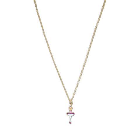 Milk x Soda Ballerina Necklace