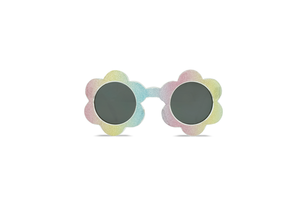 Minista Poppy Sunglasses Rainbow Sparkle