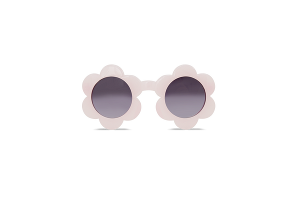 Minista Poppy Sunglasses Clear Pink