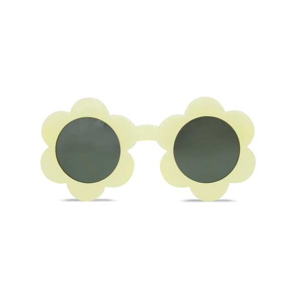 Minista Poppy Sunglasses Yellow