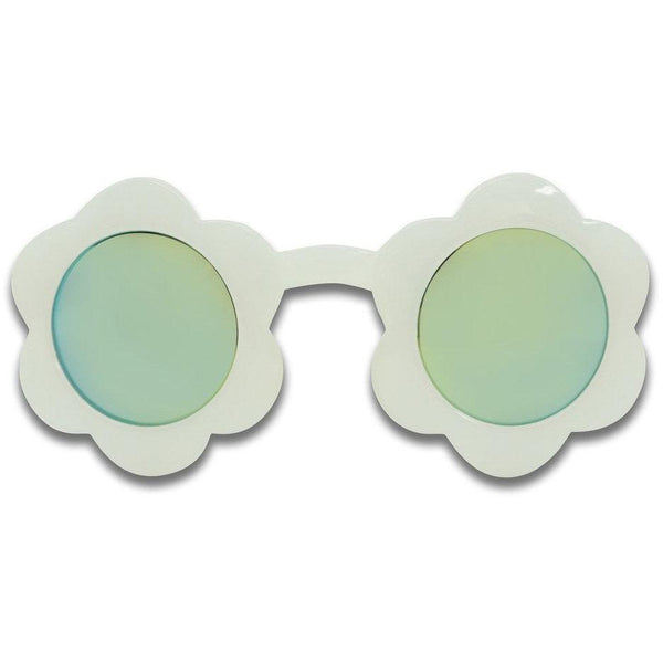 Minista Poppy Sunglasses White