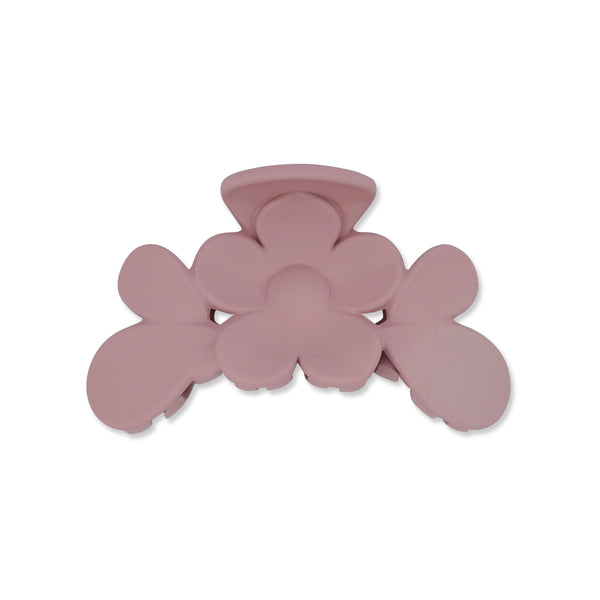 Milk x Soda Flower Claw Clip - Pink