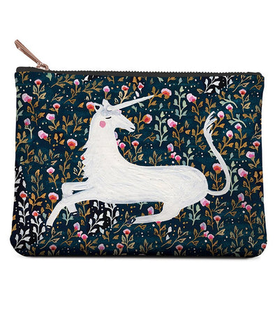 Studio Oh Unicorn Zip Purse