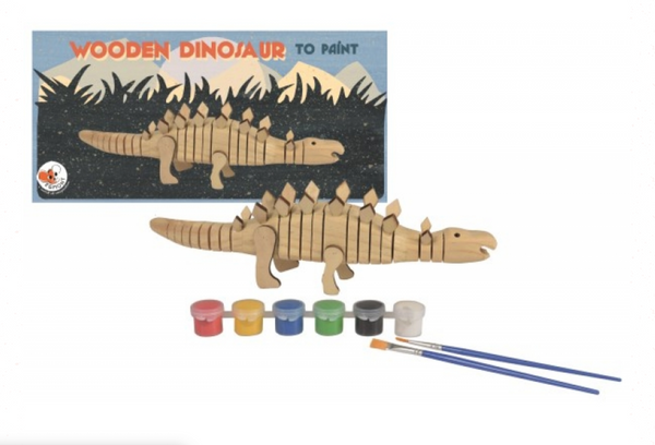 Egmont Wooden Crocodile to Paint