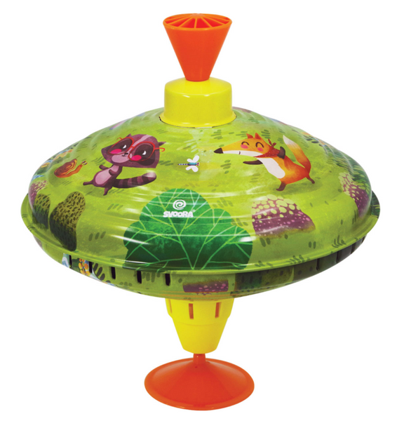 Svoora Large Forest Spinning Top