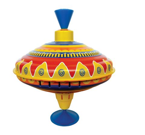 Svoora Large Classic Spinning Top