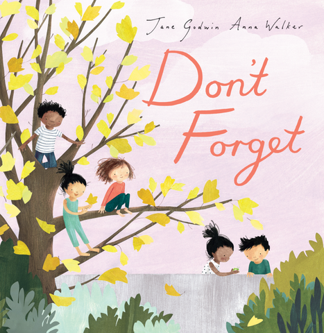 Don't Forget - Jane Godwin, Anna Walker