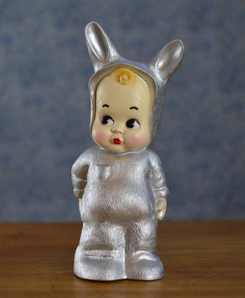 Heico Lapin and Me Baby Night Light Lamp - Silver