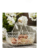 Burgon and Ball Sophie Conran Harvesting Basket Buttermilk