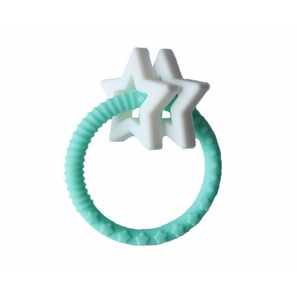 Jellystone Silicone Star Teether Luna