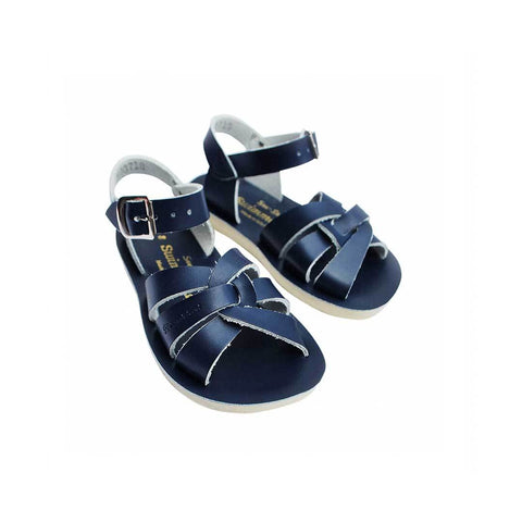 Salt Water Sun-San (thick sole) Swimmer Sandal - Navy