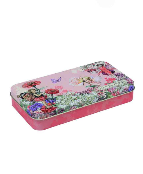 Flower Fairy Stickers in a Tin