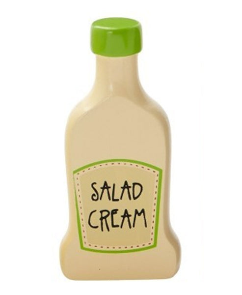 Toyslink Wooden Salad Cream