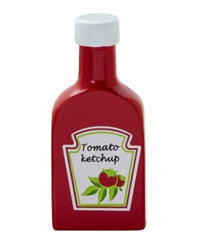 Toyslink Wooden Tomato Ketchup